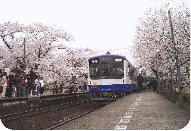 能登さくら駅(能登鹿島駅)