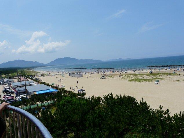 芦屋海水浴場