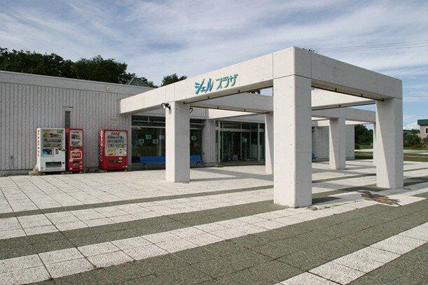 道の駅 シェルプラザ港