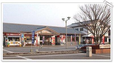 川登SA(下り線)