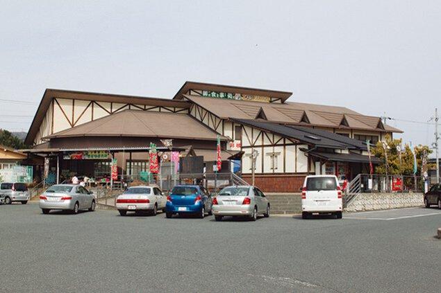 道の駅 大和路へぐり くまがしステーション