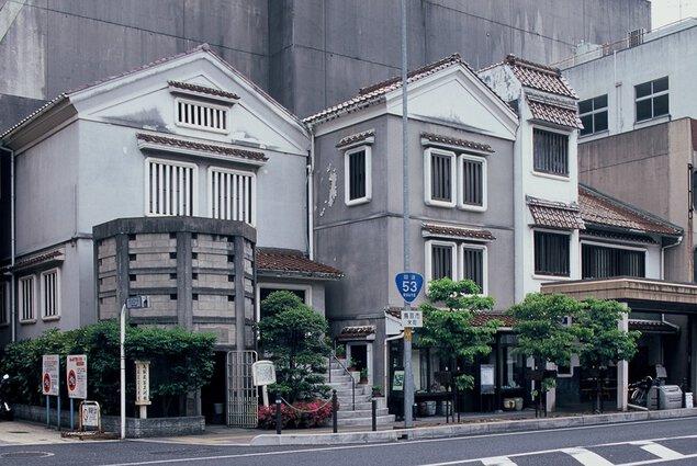鳥取民藝美術館