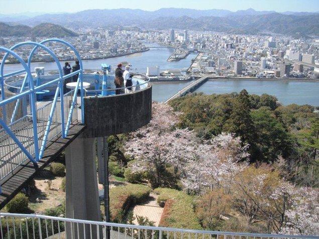 高知県立五台山公園