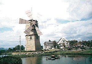 しんあさひ風車村