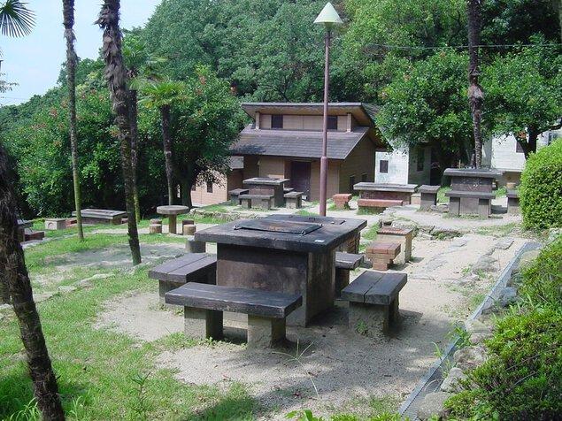 金立公園 金立山いこいの広場