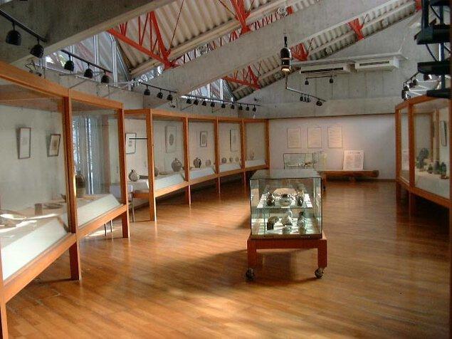 日登美美術館