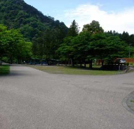 八木キャンプ場