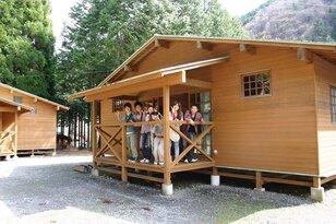 飛騨金山の森キャンプ場