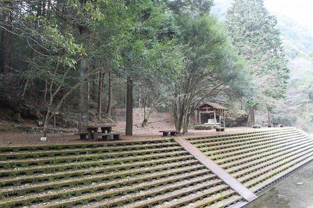 桂川渓谷キャンプ場