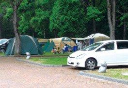 北海道めむろ新嵐山オートキャンプ場コロポックルの里