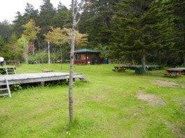 緑ヶ丘公園キャンプ場