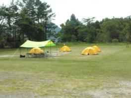 仙台市大倉ふるさとセンターキャンプ場