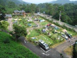 天守閣自然公園オートキャンプ場