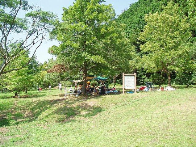 銚子ダム公園キャンプ場
