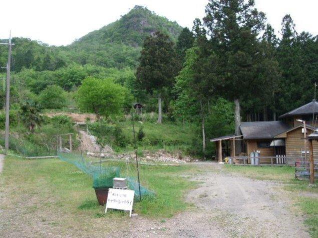 横谷キャンプ場キャラバン・サライ
