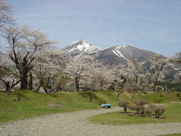 亀ヶ城公園(猪苗代)