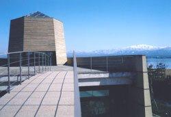 加賀市 中谷宇吉郎 雪の科学館