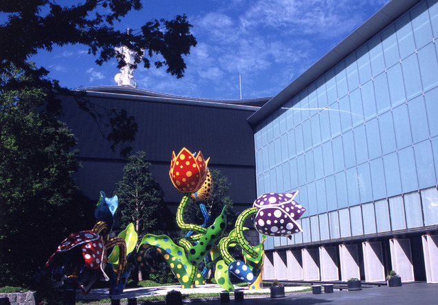 松本市美術館