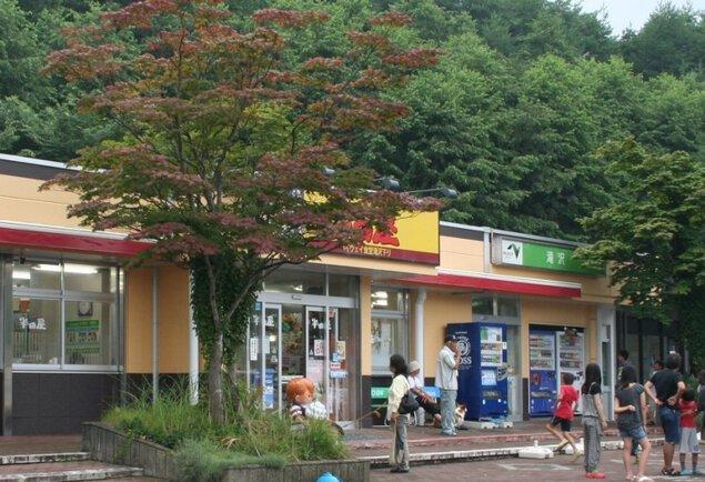 滝沢PA(下り線)