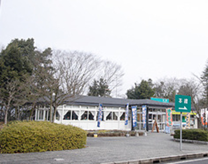 本郷PA(上り線)