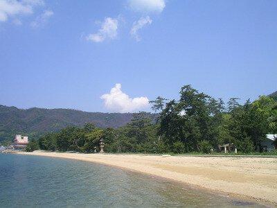 桂浜海水浴場