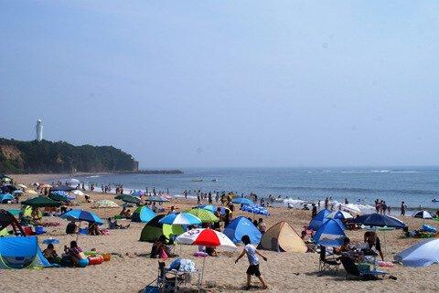 久慈浜海水浴場