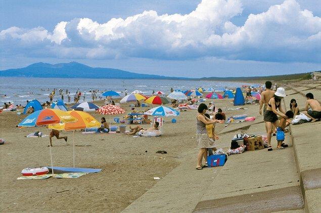 出戸浜海水浴場