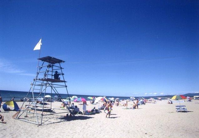 浜中あさり海水浴場