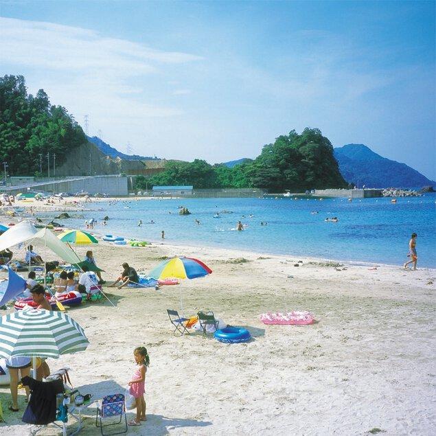 えびす浜パーク海水浴場