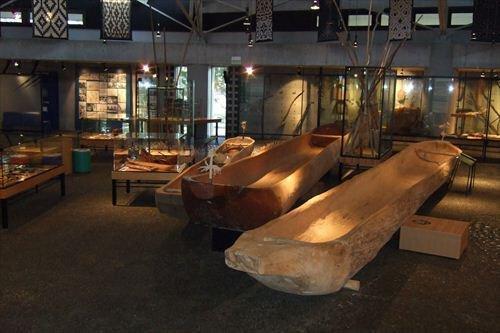 平取町立二風谷アイヌ文化博物館