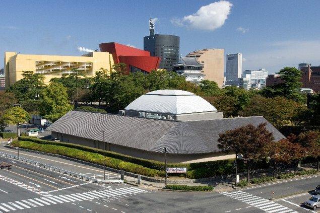 北九州市立松本清張記念館
