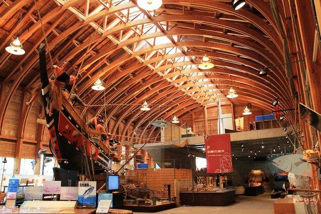 【臨時休館】鳥羽市立海の博物館