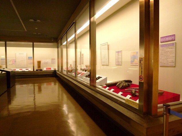 【改修工事のため休館中】岡山県立博物館