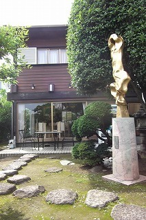 池田満寿夫・佐藤陽子 創作の家