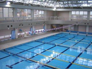 【掲載NG】前橋市大渡温水プールトレーニングセンター