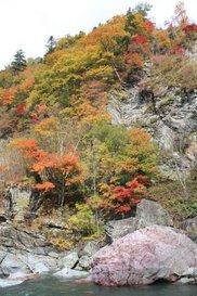 村立自然公園 赤岩青巌峡