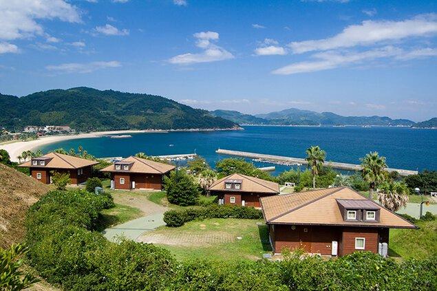 片添ヶ浜海浜公園オートキャンプ場