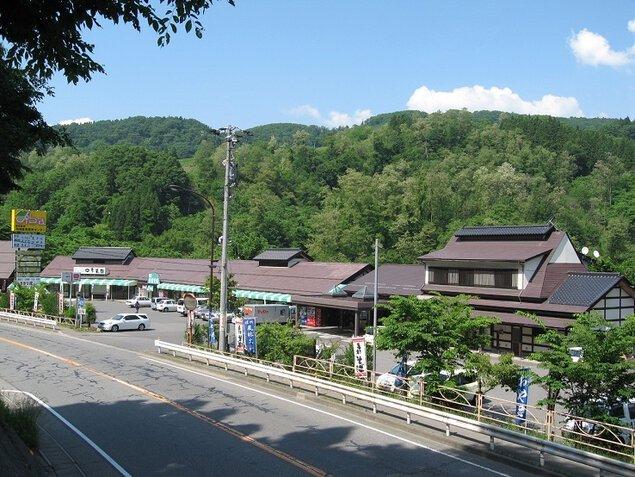道の駅 信州新町