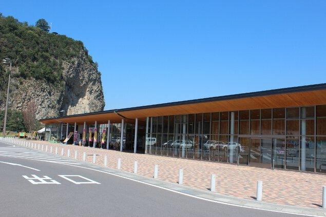 上田 道と川の駅