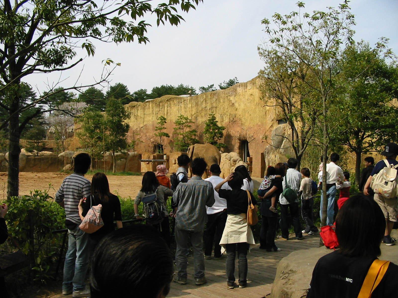 セルコホーム ズーパラダイス八木山(仙台市八木山動物公園)