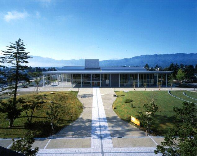 伝国の杜・米沢市上杉博物館