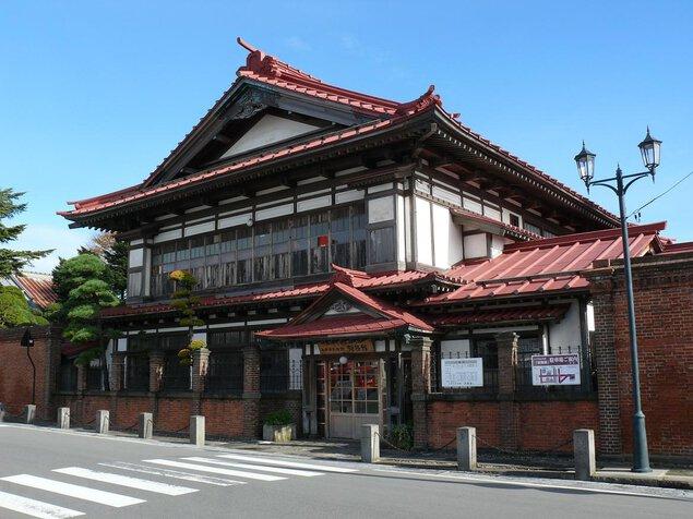 【臨時休館】太宰治記念館「斜陽館」