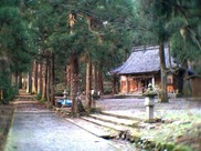 雄山神社祈願殿