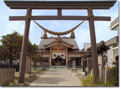 神道大教 札幌八幡宮