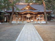 陸中一宮駒形神社