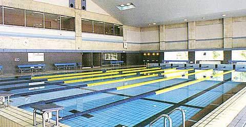 山形市総合スポーツセンター屋内プール