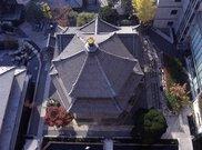 六角堂(紫雲山頂法寺)