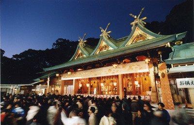 西宮神社(西宮えびす)