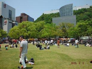 福岡県営天神中央公園