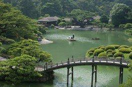 特別名勝 栗林公園